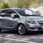 Объявлены цены на новый Opel Meriva